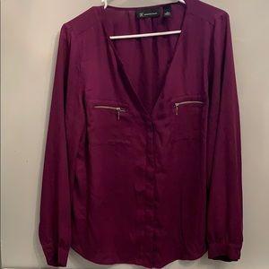 I-N-C women's blouse